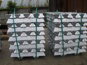 Производим и продаем алюминиевую и цинковую чушку