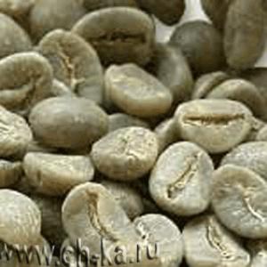 Зелёный кофе Арабика Santos №92