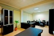 Стеклянные офисные перегородки – для модных интерьеров
